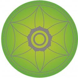 Energie-Disc Herzchakra