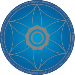 Energie-Disc Halschakra