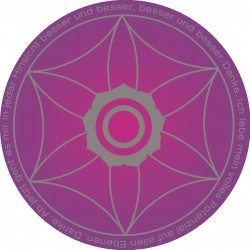 Energie-Disc Kronenchakra